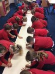Developing collaborative skills during circle time